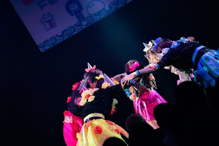 二丁目の魁カミングアウト、寺嶋由芙 <TERASHIMA KAWAII FESTIVAL vol.1>(新宿ReNY/2018年12月21日)