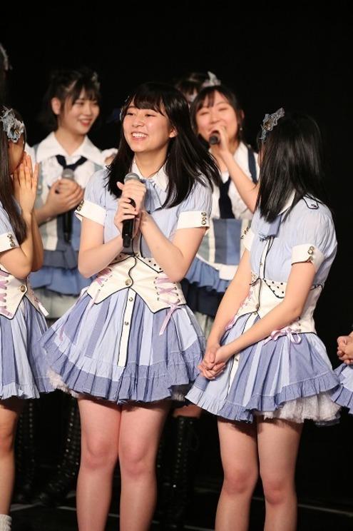 白井友紀乃(SKE48)<SKE48 忘れられない大忘年会2018>|SKE48劇場(2018年12月31日)