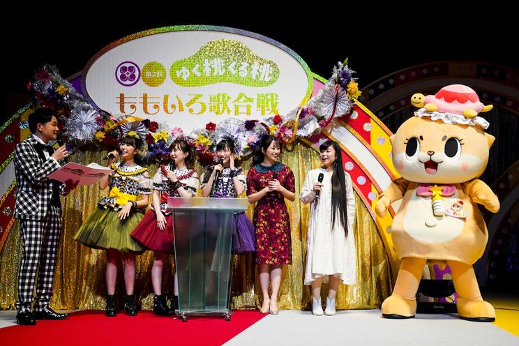 第2回 ゆく桃くる桃 ももいろ歌合戦|神奈川県・パシフィコ横浜(国立大ホール) 2018年12月31日