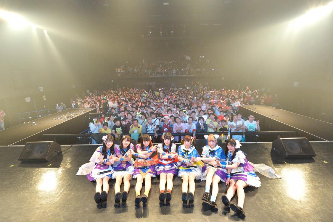 キラフォレ、Zepp Nagoyaワンマン開催。新体制披露+アニメタイアップ&アジアツアーを発表!