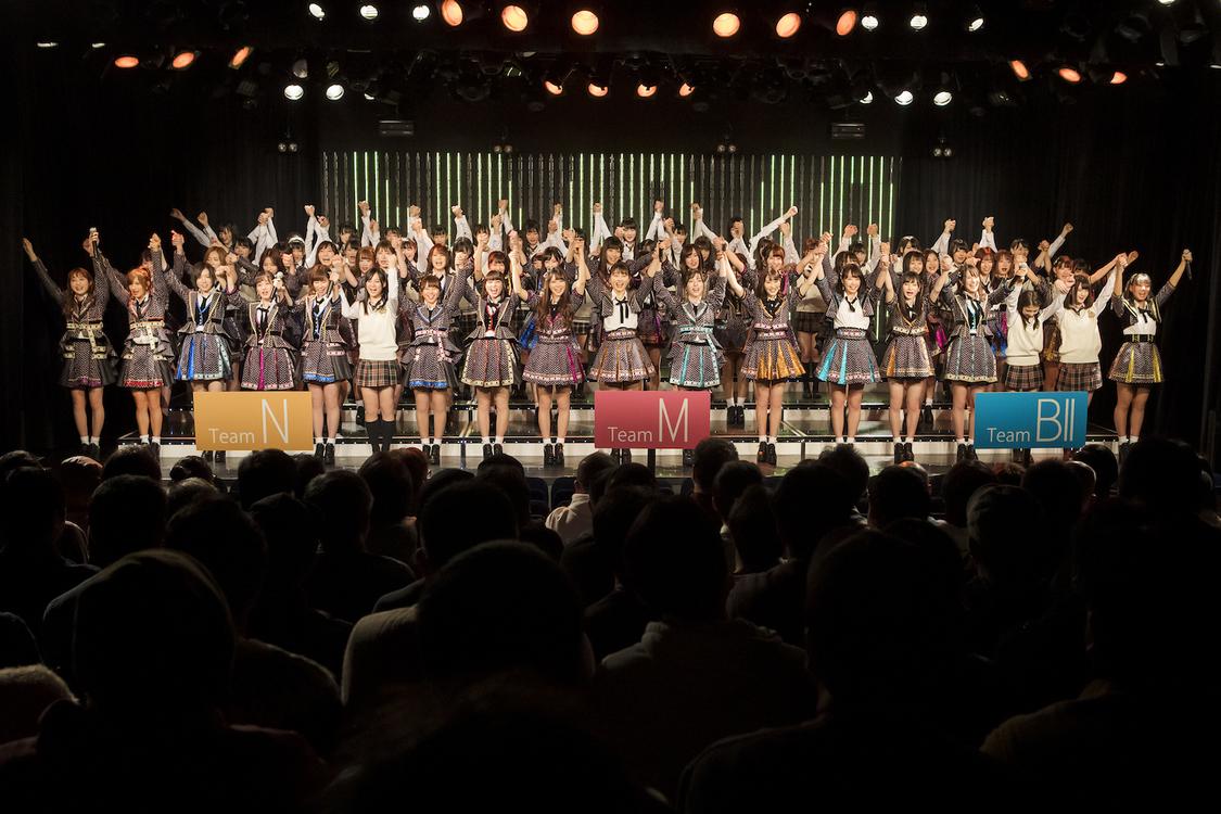 NMB48、元旦<2019年新春特別公演>で大組閣を発表!