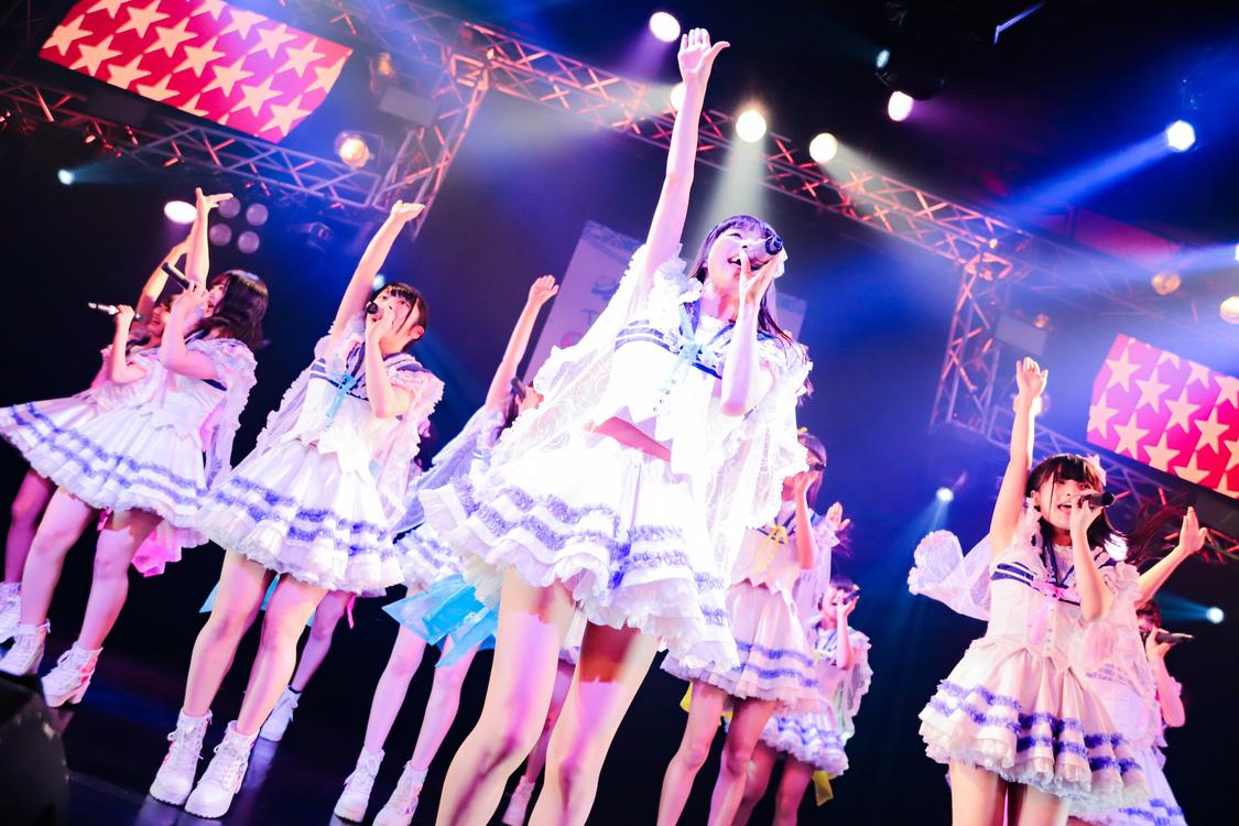 虹のコンキスタドール、<TERASHIMA KAWAII FESTIVAL vol.1>終演後インタビュー「眼福でございますという感じでした」