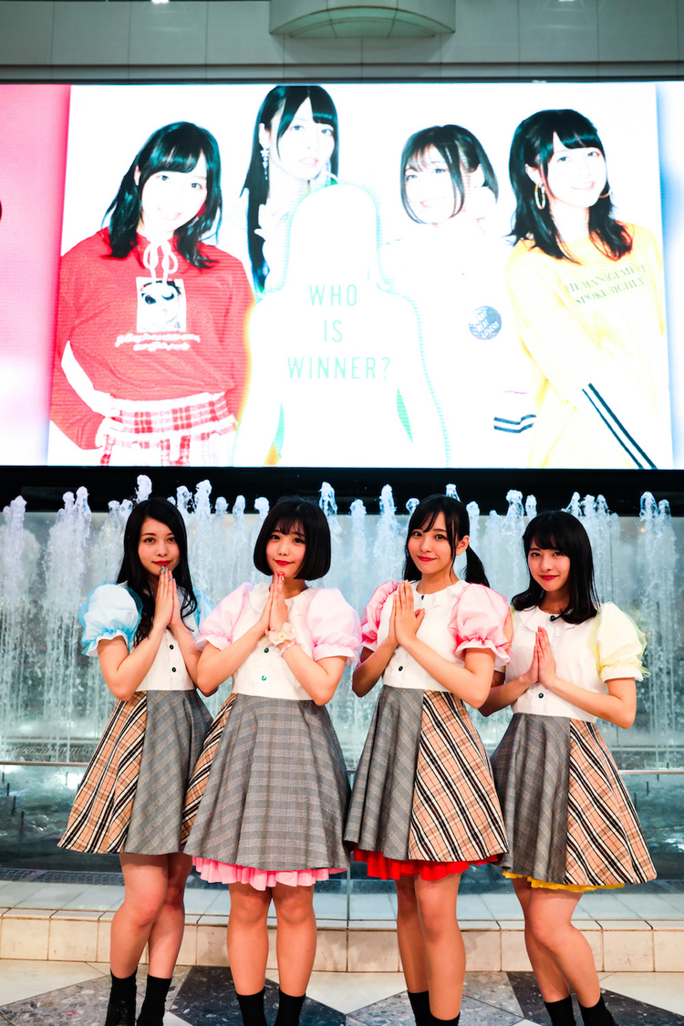 【イベントレポート/インタビュー】神宿、新たな1歩を踏み出した4人の想い「これからも変わらず愛してください!」