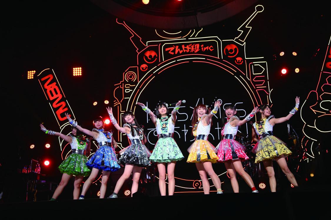 でんぱ組.inc、夢眠ねむ卒業となった日本武道館公演の映像作品リリース決定!