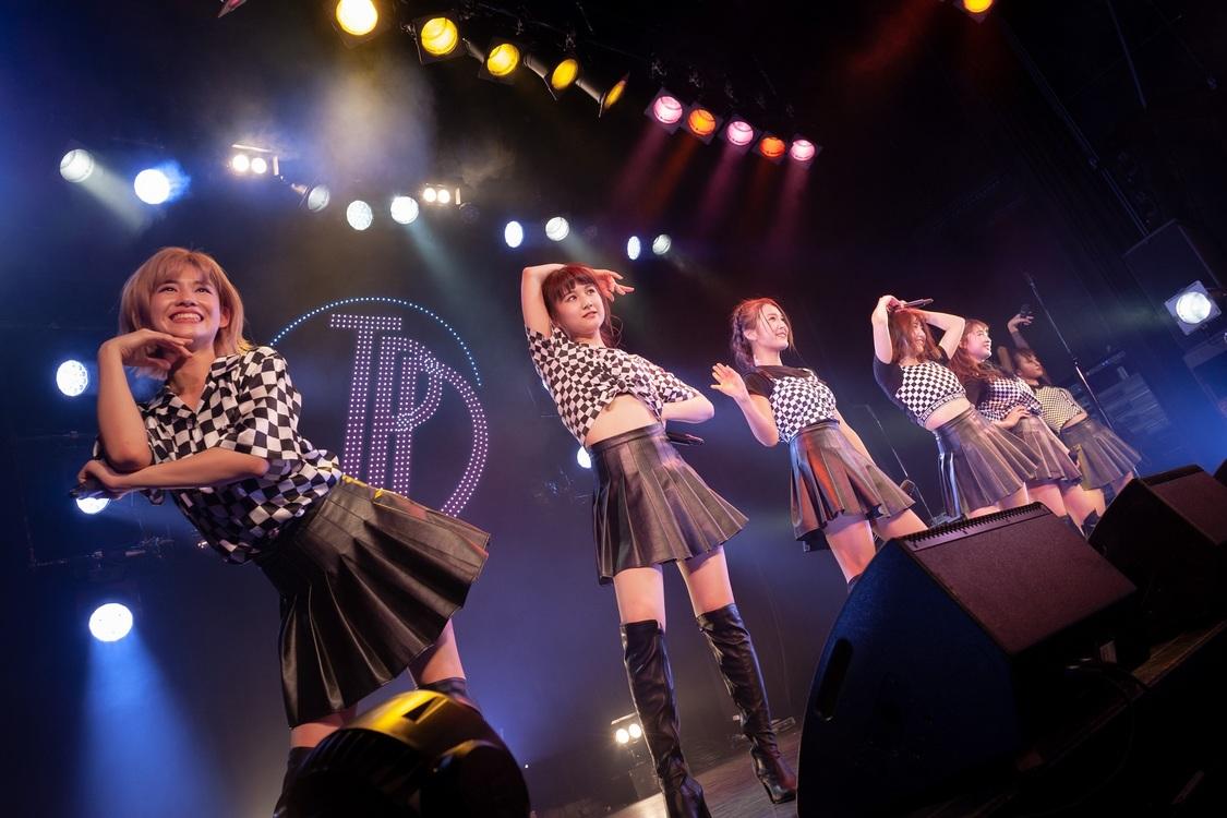TPD、さまざまな恋模様をステージで表現!【<渋谷 LIVE CIRCUIT ~バレンタインナイト~>ライブレポート】