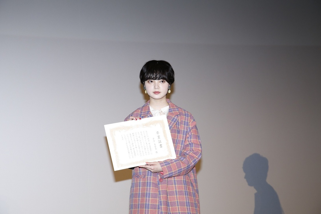 【イベントレポート】欅坂46平手友梨奈、映画『響 -HIBIKI-』ラストラン「たくさんいい経験をさせていただきました」