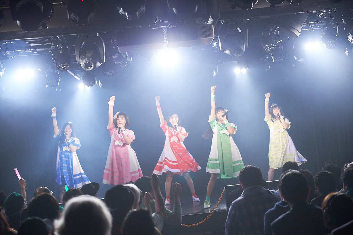 神宿、<レンタル緑公演>にマジパン小山リーナ出演「リーナちゃん、神宿の曲が似合うよね」