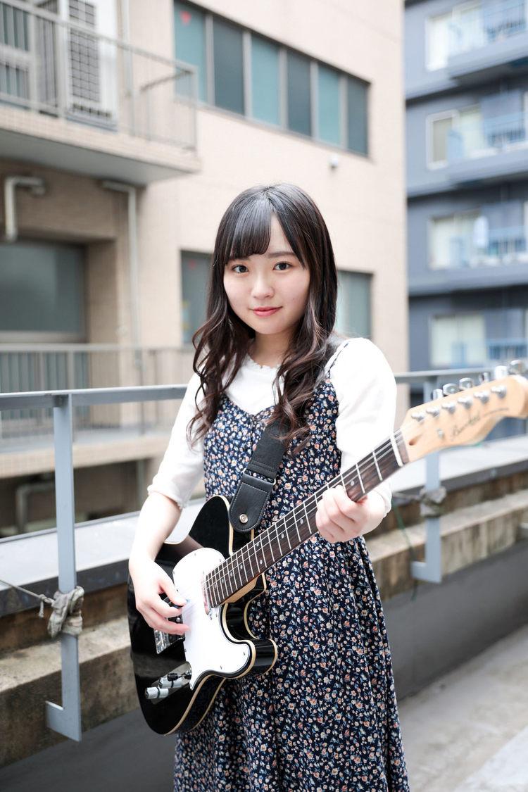 【連載】Fragrant Drive 伊原佳奈美「聴いている人の心に残る演奏がしたいです」|絶対ギター少女第2回