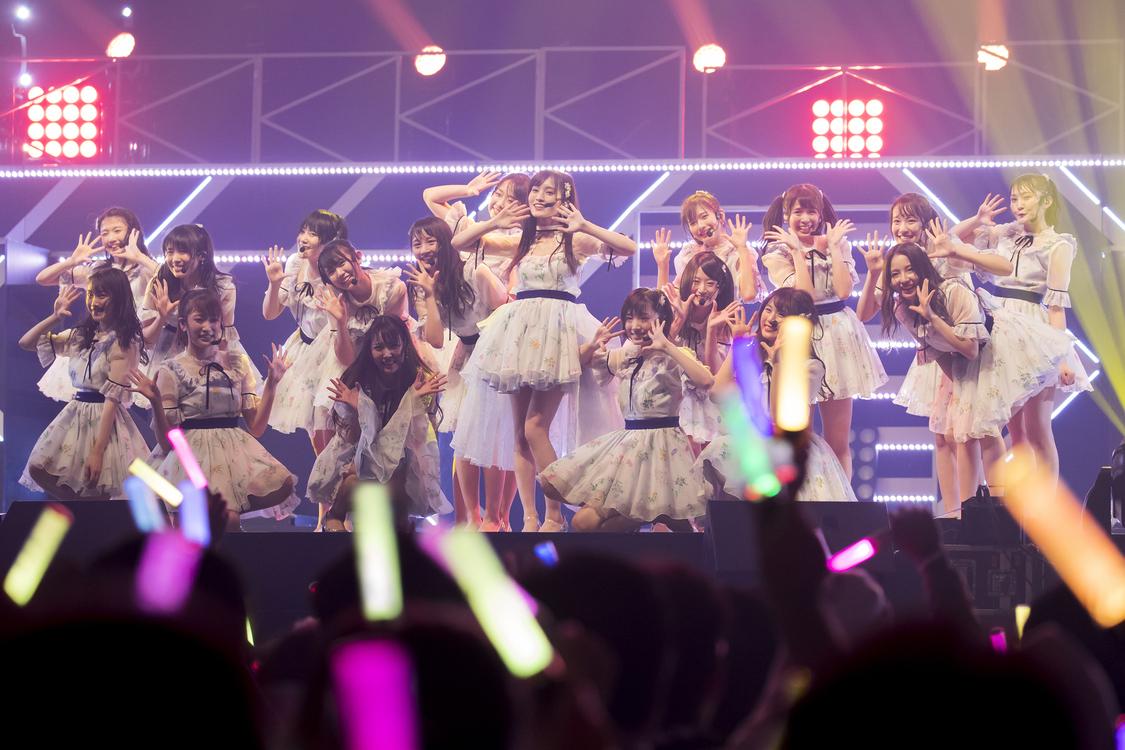 【ライブレポート】NMB48、お祭り騒ぎの8周年ライブ開催。山本彩、関東最後のライブで卒業SG初披露。