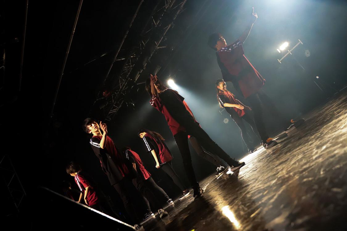 【ライブレポート】DAN⇄JYO、キレ感溢れるダンスで魅せた大迫力ステージング