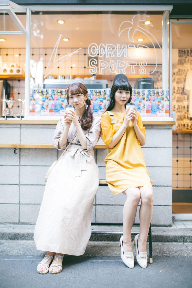 【連載】江嶋綾恵梨×寺嶋由芙「みんな自分の好みの味が楽しめる」 渋谷『ABOUT LIFE COFFEE BREWERS』(前編)