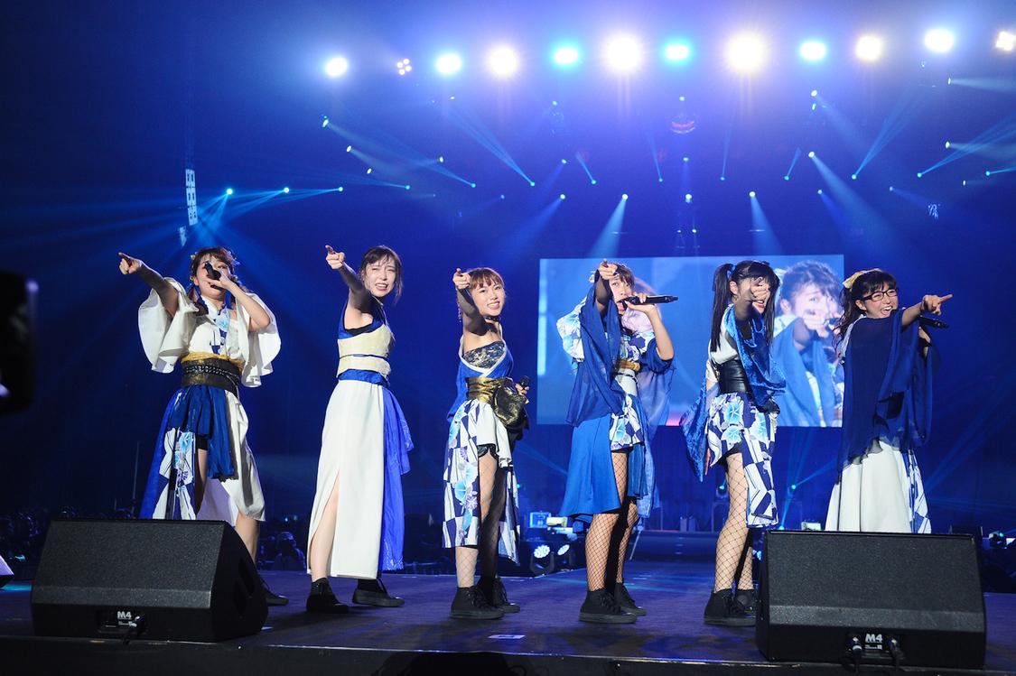 【@ JAM EXPO 2018レポート】大阪☆春夏秋冬、変幻自在な歌声を響かせた情熱的ステージ