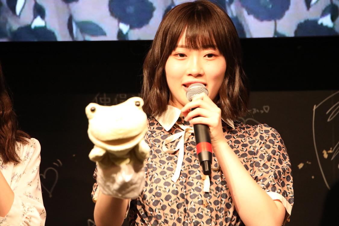 【イベントレポート】AKB48 山根涼羽、カフェイベントで「10日間も配信していると、こうなるんですよ(笑)」