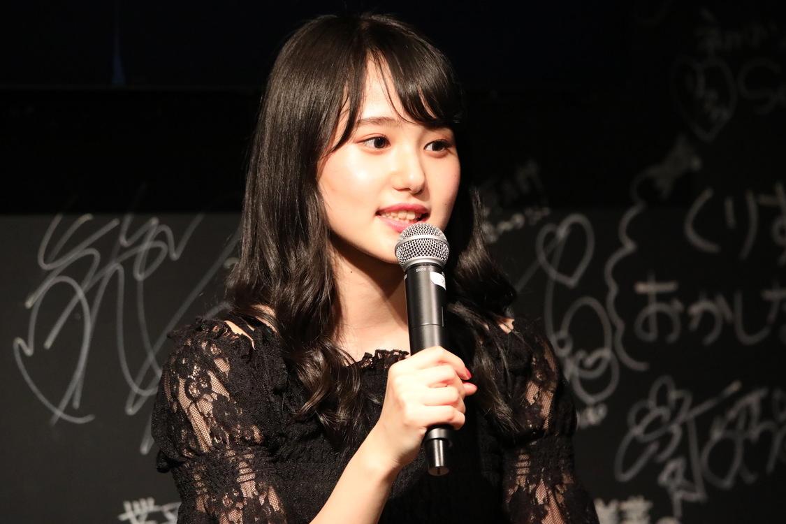 【イベントレポート】AKB48 前田彩佳、カフェイベントで「次、私はソロイベだから」