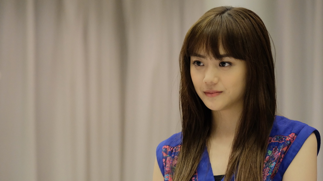 松井愛莉、映画『どすこい!すけひら』出演決定!「一途な女の子の不器用さを愛おしく思いながら演じました」