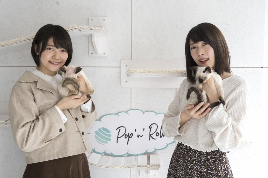 【対談】権田夏海×HARUKA、愛しい猫とアイドル界に燈を。