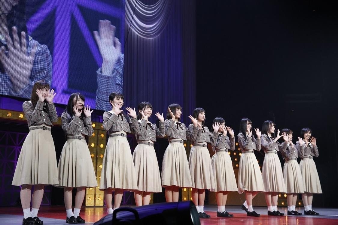 乃木坂46 4期生、日本武道館で初お見立て会開催「まだまだ未熟な私たちですが、頑張っていきます」